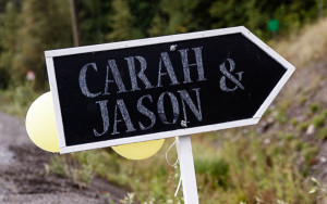 MountainBride-DecorRentals-DirectionSigns