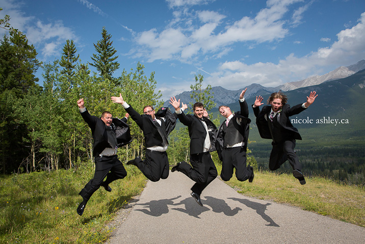 feature mountain weddings in the Canadian Rockies