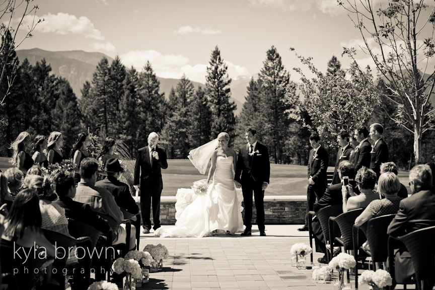 Copper Point Resort Invermere Wedding Planner